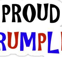 Proud Retrumplican Donald Trump Sticker