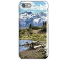 Along the Hwy #16 iPhone Case/Skin