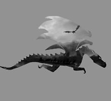 Dragon inception  by kurticide