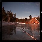 Ice Fishing by stephcox