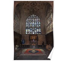 Winchester Cathedral Lady Chapel Poster