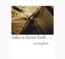 tree moth by xcrazyfun