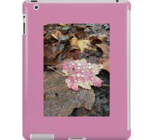 Leaf Bling iPad Case/Skin