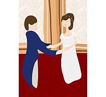 Darcy & Elizabeth Photographic Print