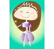 Princess Fairy Photographic Print