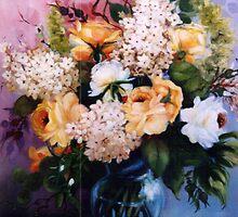 Norden Wedding Flowers by Cathy Amendola