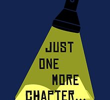 Just One More Chapter... by kasia793