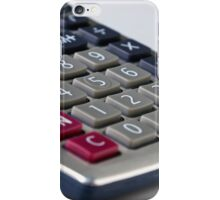 You can count on me iPhone Case/Skin