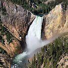 Lower Falls (3) by Teresa Zieba