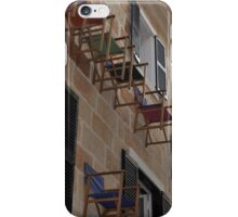 High Chair iPhone Case/Skin
