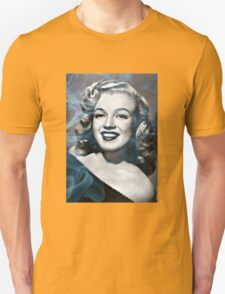 Marilyn Monroe with a bit of smoke T-Shirt