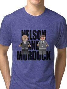 lego daredevil Tri-blend T-Shirt