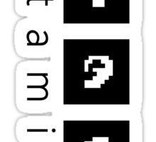 noitaminA Sticker
