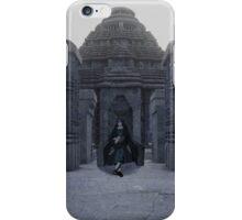 Itachi IRL uchiha temple iPhone Case/Skin