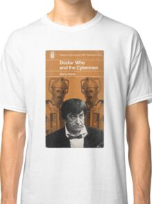 Doctor Who and the Cybermen - Penguin style Classic T-Shirt