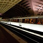 Washington Metro by lgusem