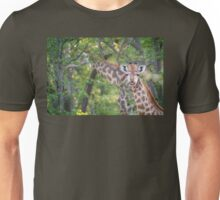 Eat your greens and grow tall Unisex T-Shirt
