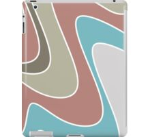 silly waves  iPad Case/Skin