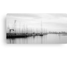 Brighton Yacht Club Canvas Print
