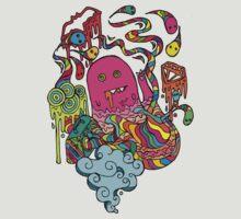 Pop Monster Color by Octavio Velazquez