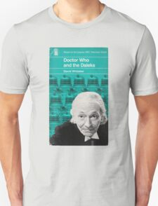 Doctor Who and the Daleks - Penguin style Unisex T-Shirt