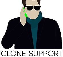 Clone Support by kasia793