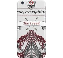 Creed iPhone Case/Skin