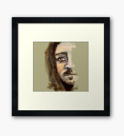 My Pirate Framed Print