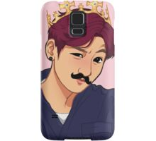Jungkook - Cartoon Samsung Galaxy Case/Skin