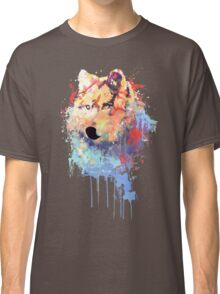 Wolf Paint Classic T-Shirt