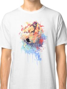 Wolf Paint Classic T-Shirt