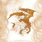 Dragonfight-cooltexture by GiorgosPa