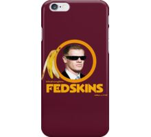 Washington Fedskins iPhone Case/Skin