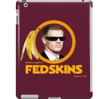 Washington Fedskins iPad Case/Skin