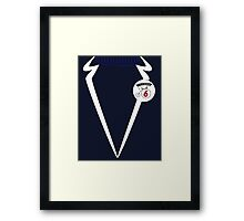 Come in Number 6 Framed Print