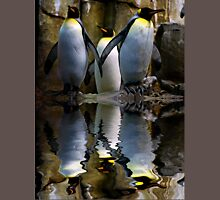King Penguin, Antarctic, Montreal Biodome T-Shirt