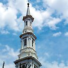 Here's the Steeple  by Lisa Brower