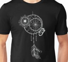 Dream Catcher BW Unisex T-Shirt