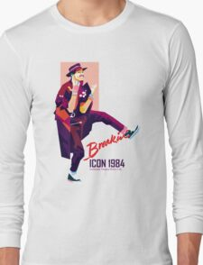 ICON 1984 Retro Long Sleeve T-Shirt