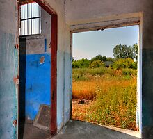 Empty doors by zumi