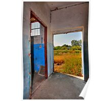 Empty doors Poster