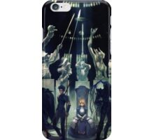 Fate Zero Saber iPhone Case/Skin