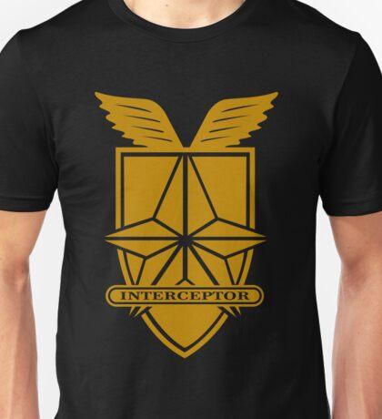 Mad Max Interceptor Badge Unisex T-Shirt
