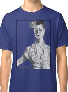 1940's Model Classic T-Shirt