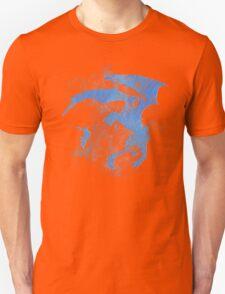 Dragonfight-cooltexture Inverted Unisex T-Shirt