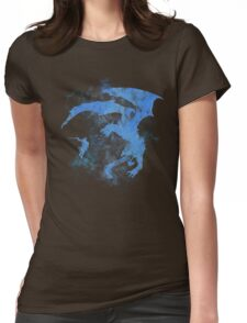 Dragonfight-cooltexture Inverted Womens Fitted T-Shirt