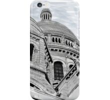 Sacre Coeur IV Pen and Ink iPhone Case/Skin
