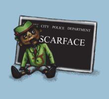 Scarface One Piece - Short Sleeve