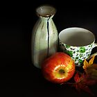 autumn tea party by Clare Colins