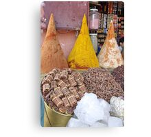 Spices - Marrakech Canvas Print